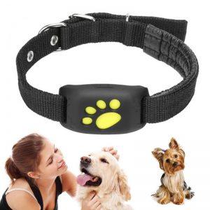 Pet Trackers - Mini Water-Resistant Pet GPS Tracker