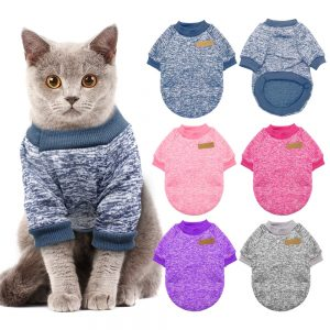 Warm Sweater For Cats