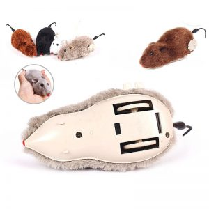 Cat's Plush Mouse Toy
