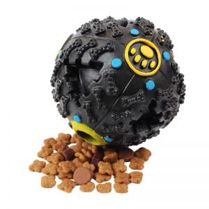 Treat Ball Toy For Dogs