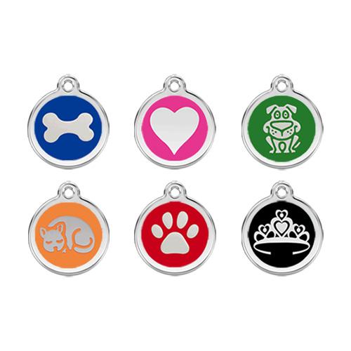 Enamel Pet ID Tags