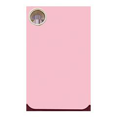 Pink ID Tags