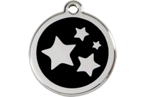 Star Pet ID Tags for Cats and Dogs